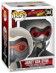 Ant-Man and The Wasp - Janet Van Dyne Vinyl Figure 344