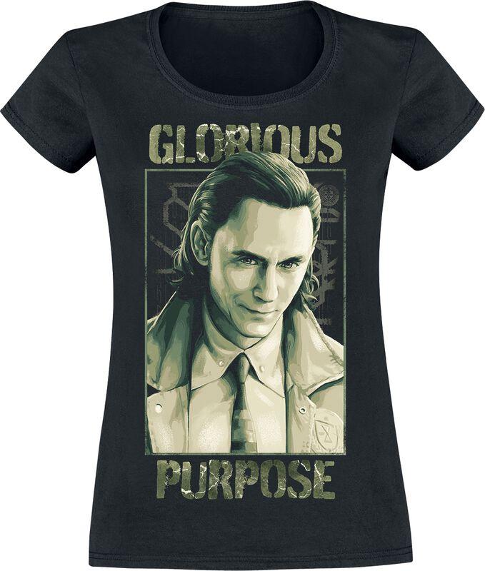 Glorious Purpose