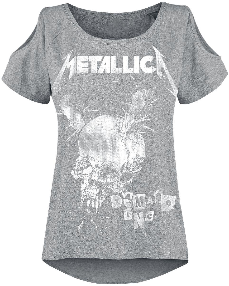 3b86286e4cc Metallica Ladies T Shirt Uk