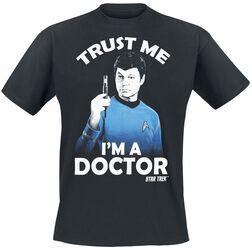 Dr. Leonard McCoy - Trust Me I'm A Doctor