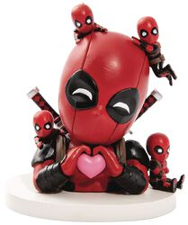 Mini Egg Attack Figure Deadpool Day Dream