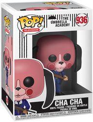 Cha Cha Vinyl Figure 936