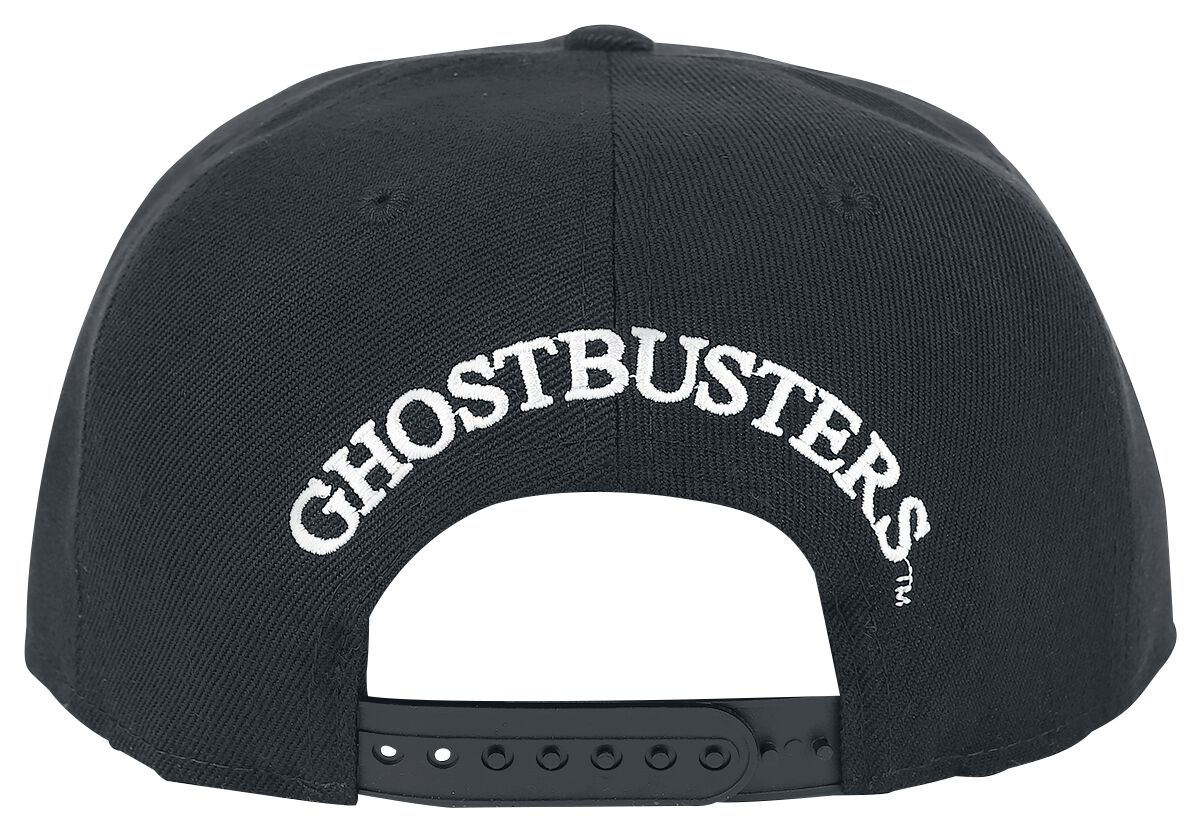 ab903f9f943a4 Ghost Logo. Cap. Ghostbusters