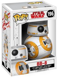 Episode 8 - The Last Jedi - BB-8 Vinyl Bobble-Head 196