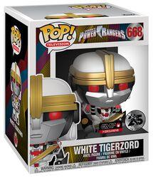 Power Rangers White Tigerzord (Oversized) Vinyl Figure 668