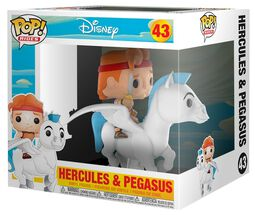 Hercules and Pegasus Pop Ride Vinyl Figure 43