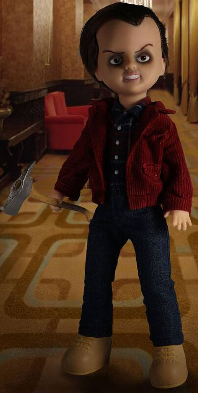 The Shining Living Dead Dolls - Jack Torrance