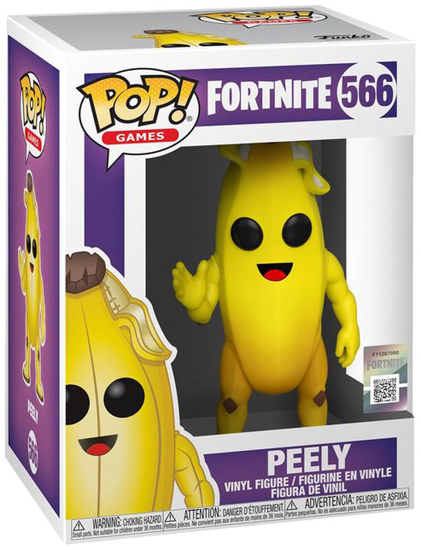 Peely Vinyl Figure 566
