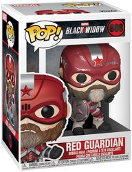 Red Guardian Vinyl Figure 608