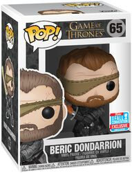 NYCC 2018 - Beric Dondarrion Vinyl Figure 65