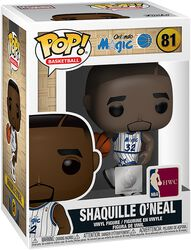 Orlando Magic - Shaquille O'Neal Vinyl Figure 81