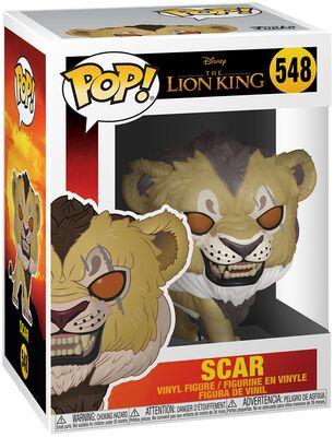 Scar Vinyl FIgure 548