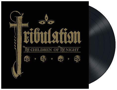 Tribulation. The children of the night. LP ec7c2eaba
