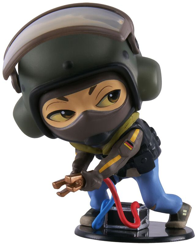 Siege - Six Collection - Bandit Chibi Figure