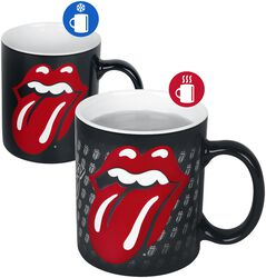 Tongue - Tasse mit Thermoeffekt