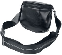 Imitation Leather Crossover Bag