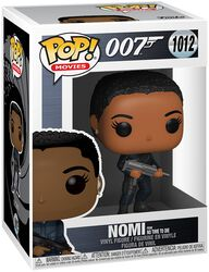Nomi from No Time To Die Vinyl Figure 1012