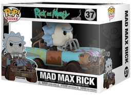Mad Max Rick - Pop Ride Vinyl Figure 37