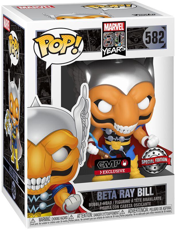 Beta Ray Bill Vinyl Figure 582