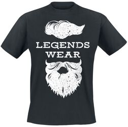 Legends Wear Beards