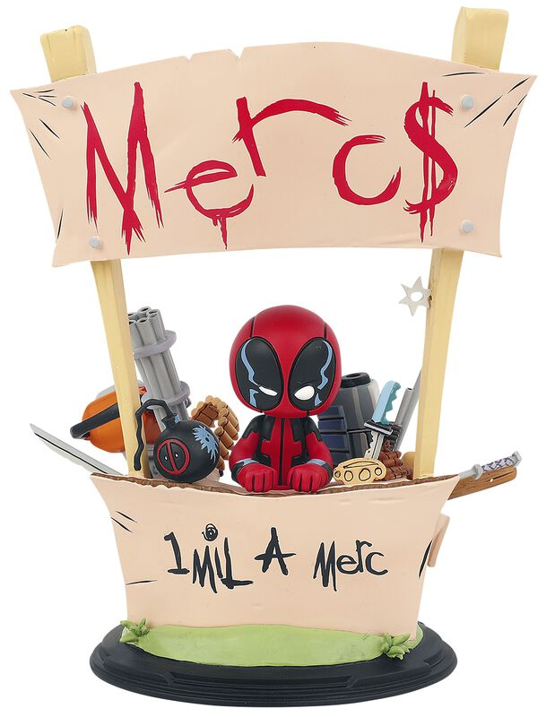 Merc for Hire