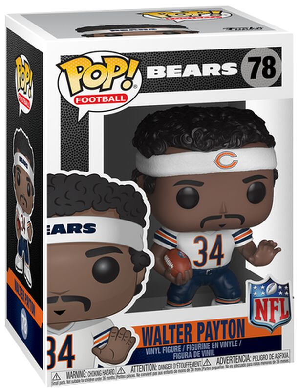 Chicago Bears - Walter Payton Vinyl Figure 78