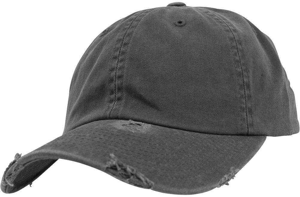 Low Profile Destroyed Cap
