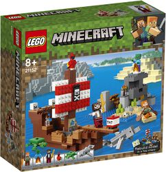 21152 - The Pirate Ship Adventure