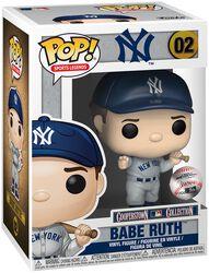 Babe Ruth Vinyl Figure 02