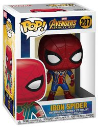 Infinity War - Iron Spider Vinyl Figure 287