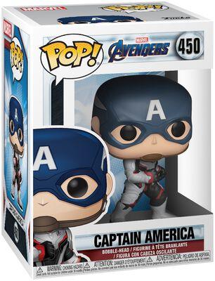 Endgame - Captain America Vinyl Figure 450