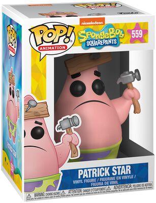 Patrick Star Vinyl Figure 559