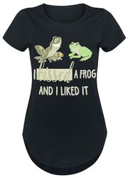 The Princess and the Frog I Kissed A Frog And I Liked It