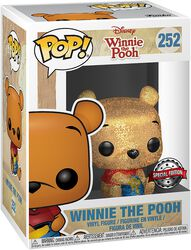 Winnie The Pooh (Diamond Collection) Vinyl Figure 252