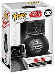 Episode 8 - The Last Jedi - BB-9E Vinyl Bobble-Head 202