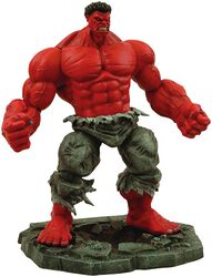 Marvel Select Action Figure Red Hulk