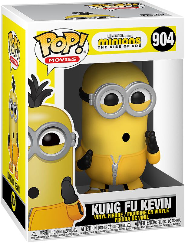 2 - Kung Fu Kevin Vinyl Figure 904