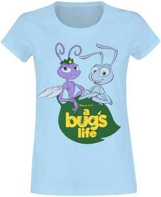 A Bug's Life Logo Characters