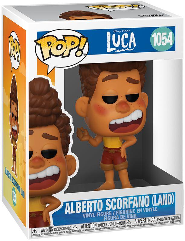 Luca - Alberto Scorfano (Land) Vinyl Figure 1054