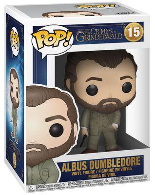 The Crimes of Grindelwald - Albus Dumbledore Vinyl Figure 15