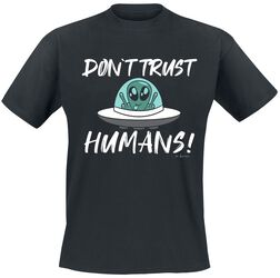 Don't Trust Humans