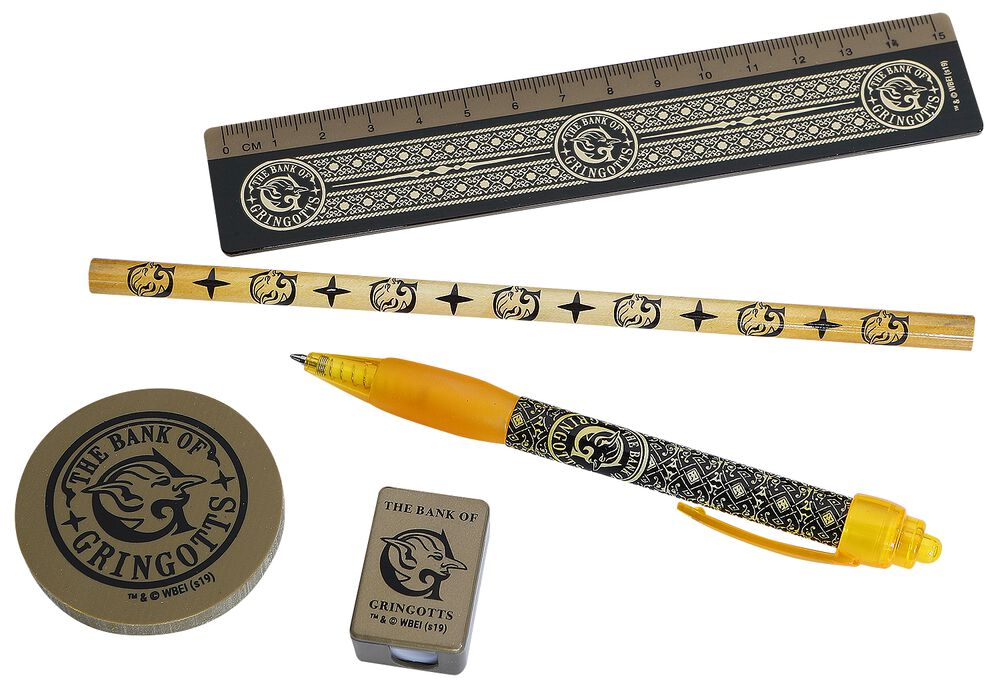 Gringotts - Writing Set