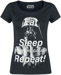 Darth Vader - Eat Sleep Repeat