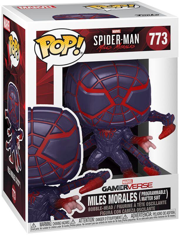 Miles Morales - Miles Morales (Programmable Matter Suit) Vinyl Figure 773