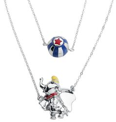 Disney by Couture Kingdom - Circus Ball Layered Necklace