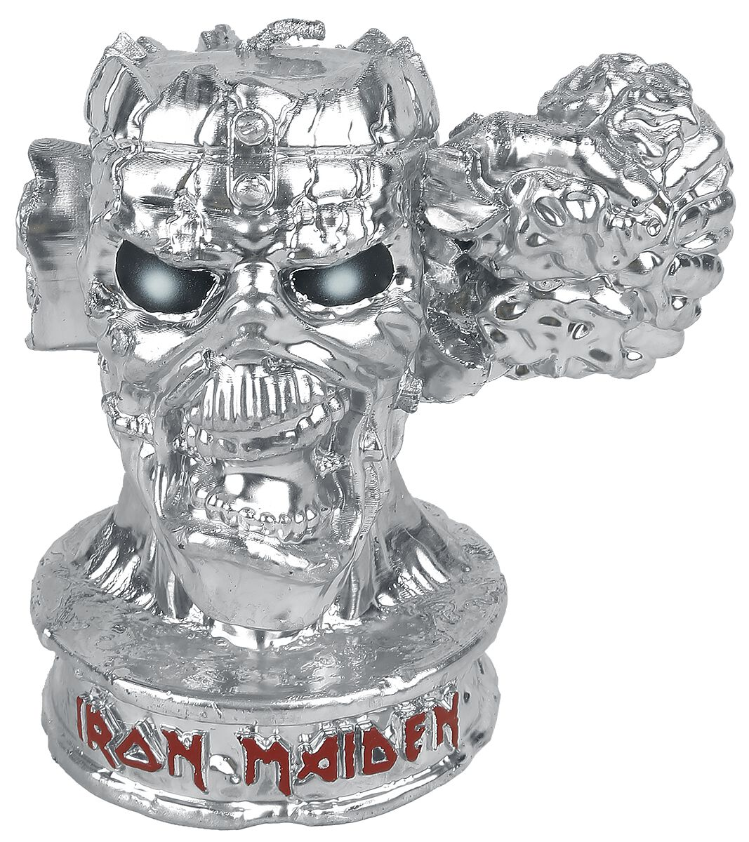 Can I play with madness | Iron Maiden Candle | EMP