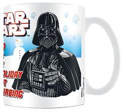 Darth Vader - Holiday Spirit