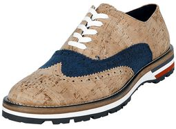 Cork Brogue