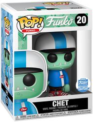 Fantastik Plastik - Chet (Funko Shop Europe) Vinyl Figure 20