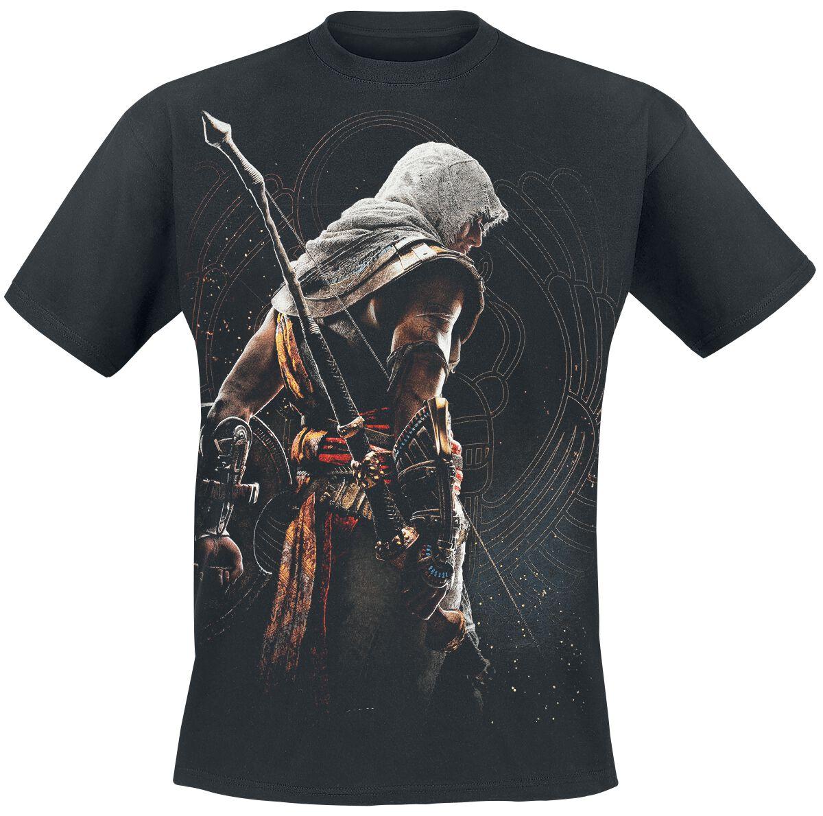 980fc5121 Origins - Bayek | Assassin's Creed T-Shirt | EMP